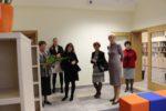 Otwarcie wiślańskiej biblioteki poremoncie wlistopadzie 2015