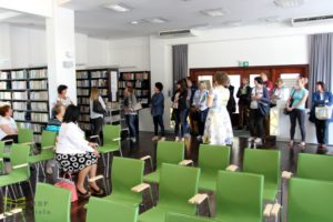 Konferencja bibliotekarzy wWiśle 2018.09.06