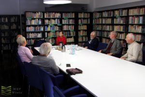Spotkanie Grupy dyskusyjnej 09.2018