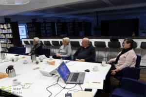 Spotkanie grupy dyskusyjnej 2019.01.29