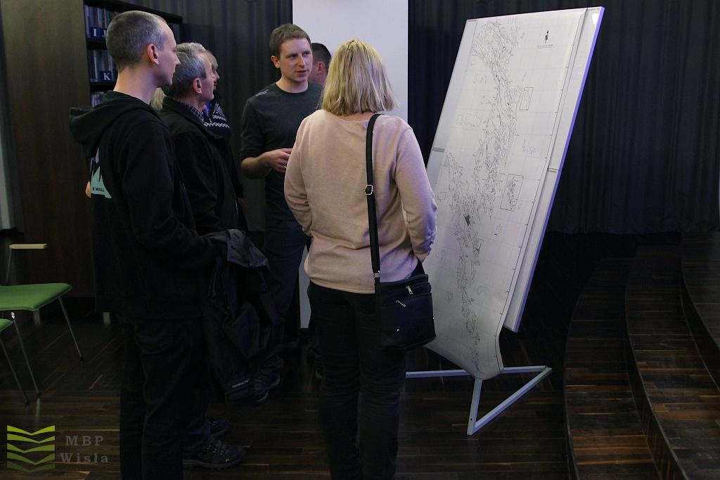 Festiwal podróżniczy Ozveny, biblioteka w Wiśle