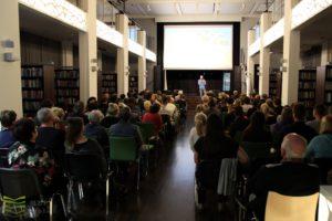 Festiwal podróżniczy Ozveny, biblioteka wWiśle