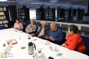 Spotkanie grupy dyskusyjnej