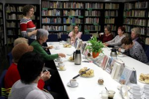 Spotkanie najaktywniejszych czytelników