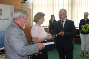 bibliotekarz roku 2019 - Monika Śliwka