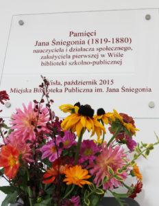 Rocznica urodzin Jana Śniegonia