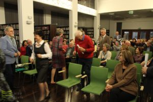 Literackie Andrzejki 2019-11-29 Biblioteka wWiśle