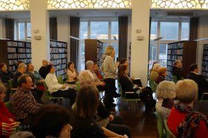 Spotkanie autorskie zMoniką Piątkowską