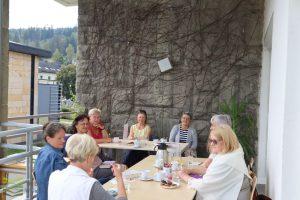 Spotkanie DKK 2020.09.23 nabalkonie biblioteki