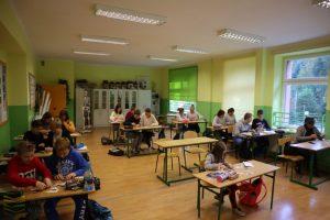 ZSP 1, lekcja wklasie 7b