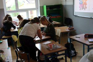 SP 5, lekcja wklasie 7