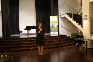 "Koncert ""Jan Sztwiertnia - in memoriam"" - Renata Czyż"