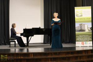 "Koncert ""Jan Sztwiertnia - in memoriam"" - Agnieszka Kopińska, Sabina Olbrich-Szafraniec"