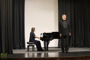 "Koncert ""Jan Sztwiertnia - in memoriam"" - Agnieszka Kopińska, Hubert Miśka"