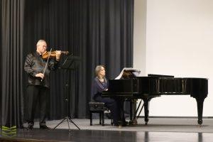 "Koncert ""Jan Sztwiertnia - in memoriam"" - Agnieszka Kopińska, Adam Wagner"