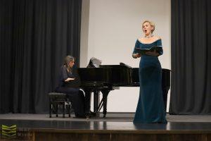 "Koncert ""Jan Sztwiertnia - Sabina Olbrich-Szafraniec - in memoriam"" - Agnieszka Kopińska, Sabina Olbrich-Szafraniec"