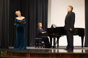 "Koncert ""Jan Sztwiertnia - Sabina Olbrich-Szafraniec- in memoriam"" - Agnieszka Kopińska, Sabina Olbrich-Szafraniec, Hubert Miśka"